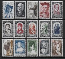 FRANCE - Année Complète 1950  **  - Cote : 110 € - France