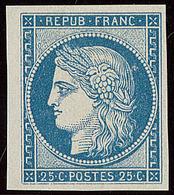 ** Réimpression. No 4d, Très Frais. - TB - 1849-1850 Ceres