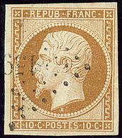 No 9a, Obl Pc, Jolie Pièce. - TB - 1852 Louis-Napoleon