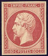 * Réimpression. No 17Ah, Très Frais. - TB. - R - 1853-1860 Napoléon III
