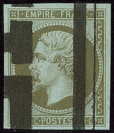 Oblitérations. Impression Typographique Des Journaux. No 11. - TB. - R - 1853-1860 Napoléon III