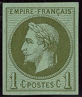 (*) Granet. No 25d, Très Frais. - TB. - R - 1863-1870 Napoléon III. Laure