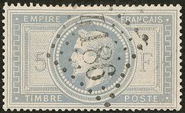 No 33, Obl Gc 4186, Jolie Pièce. - TB - 1863-1870 Napoléon III. Laure