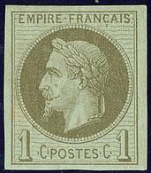 * Rothschild. No 25c. - TB. - R - 1863-1870 Napoleon III With Laurels