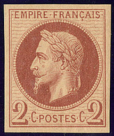 ** Rothschild. No 26Af, Très Frais. - TB - 1863-1870 Napoleon III With Laurels