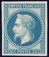 * Rothschild. No 29Ab, Nuance Foncée. - TB - 1863-1870 Napoleon III With Laurels