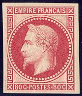 ** Rothschild. No 32b, Pli De Gomme Mais Très Frais Et TB - 1863-1870 Napoléon III. Laure