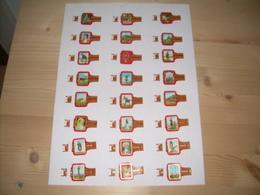 Sigarenbanden Mercator Serie Schotland 24 St - Bagues De Cigares