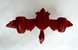FIGURINE KENNER 1986 SILVERHAWKS MUMBO JUMBO Airshock - BIRD ACCESSORY Loose - Autres