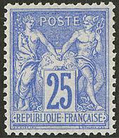 * No 78, Quasiment **, Très Frais Et Bien Centré. - TB - 1876-1878 Sage (Type I)