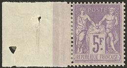* No 95, Bdf, Très Frais. - TB - 1876-1878 Sage (Type I)