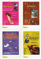 Napoli Comicon 2018 - XX Salone Internaz. Del Fumetto - 20 Anni Di Fumetto - - Bandes Dessinées