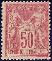 ** No 104, Très Frais. - TB - 1876-1878 Sage (Type I)