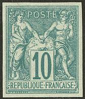 * Non Dentelé. No 65a, Très Frais. - TB - 1876-1878 Sage (Type I)