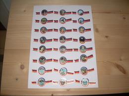 Sigarenbanden Mercator  Serie Ruimtevaart 24 St - Bagues De Cigares