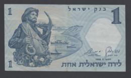 Banconota Israele 1958 (circolata) - Israele