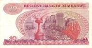 ZIMBABWE  P. 3d 10 D 1983 UNC - Zimbabwe