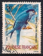 French Polynesia 1990 - Birds - Polynésie Française