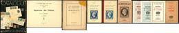 Lot. Répertoire Des Défauts Du 20cts Empire ND Par Le Gal Dumont, L'Emission De Bordeaux Par Meinerzhagen, 9 Fascicules  - Specialized Literature
