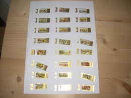 Sigarenbanden Mercator  Serie Etnologie 24 St - Bagues De Cigares