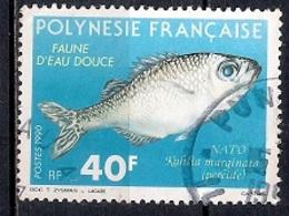 French Polynesia 1990 - Fresh Water Animals - Polynésie Française