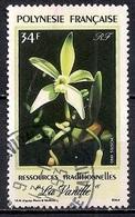 French Polynesia 1990 - Traditional Resources - Vanilla - Polynésie Française