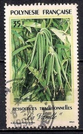 French Polynesia 1990 - Traditional Resources - Vanilla - Polinesia Francesa