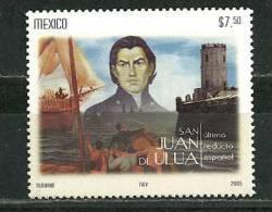 Mexique. Chateau Et Forteresse De San Juan De Ulua (Veracruz). 1 T-p Neuf **  # 2149 - Mexique