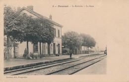 I24 - 70 - PASSAVANT - Haute-Saône - La Rochère - La Gare - Altri Comuni