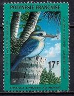 French Polynesia 1991 - Protected Birds - Polinesia Francesa