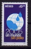 Mexique. Un Monde Sans Poliomyelite. Un T-p Neuf **  # 2097 - Mexique