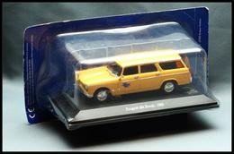 """Voitures. """"Peugeot 404 Break 1963"""", éd. Musée De La Poste Sous Blister. - TB - Boites A Timbres"""