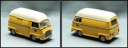 """Voitures. """"Renault Estafette 1962"""", éd. Norev. - TB - Boites A Timbres"""