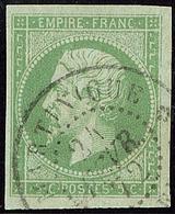 No 8, Obl Cad Martinique Fév 72, Superbe - France (former Colonies & Protectorates)