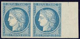 (*) No 23, Paire Bdf. - TB - France (former Colonies & Protectorates)