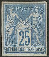 * No 35, Très Frais. - TB. - RR - France (former Colonies & Protectorates)