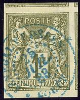 Gorée. No 29, Trois Voisins, Obl Cad Bleu Gorée Sénégal Juil 88, Jolie Pièce. - TB - Senegal (1887-1944)