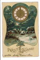 CPA - Carte Postale -Allemagne -Prosit Neujahr -1901- S4920 - Neujahr