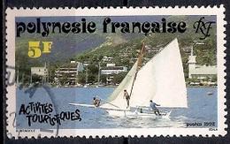 French Polynesia 1992 - Tourist Activities - Polynésie Française