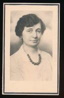 ELISA VAN DEYNSE   GENT  1879    1947   2 AFBEELDINGEN - Décès