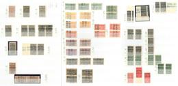 ** Colis Postaux. Collection. 1920-1948, Bel Ensemble De Valeurs, Séries Et Variétés, Entre Les N°Maury 6 Et 219. - TB ( - Algérie (1924-1962)