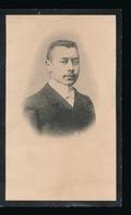 KAREL GUYSSENS    GENT  1881    1914   2 AFBEELDINGEN - Décès