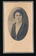 MARIE GHYSELEN     GENT  1895    1930   2 AFBEELDINGEN - Décès
