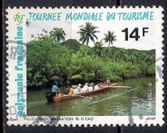 French Polynesia 1993 - International Tourism Day - Polynésie Française