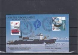 AAT (KA) Michel Cat.No. Cover (50) - Australian Antarctic Territory (AAT)