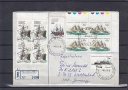 AAT (KA) Michel Cat.No. Cover (55) - Australian Antarctic Territory (AAT)