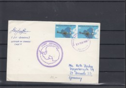 AAT (KA) Michel Cat.No. Cover (62) - Australian Antarctic Territory (AAT)