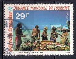 French Polynesia 1993 - International Tourism Day - French Polynesia