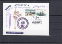 AAT (KA) Michel Cat.No. Cover (68) - Australian Antarctic Territory (AAT)