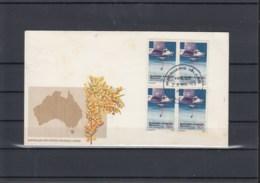 AAT (KA) Michel Cat.No. Cover (72) - Australian Antarctic Territory (AAT)